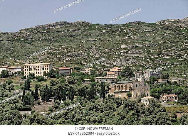 Santo Pietro di Tenda, Corsica