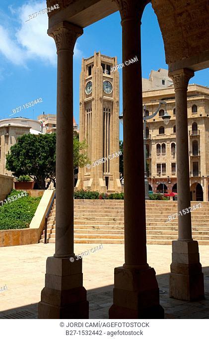 Etoile Square  Beirut Down Town  Lebanon
