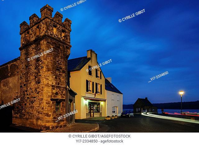 France, Brittany, Finistere, Crozon Peninsula, Le Fret