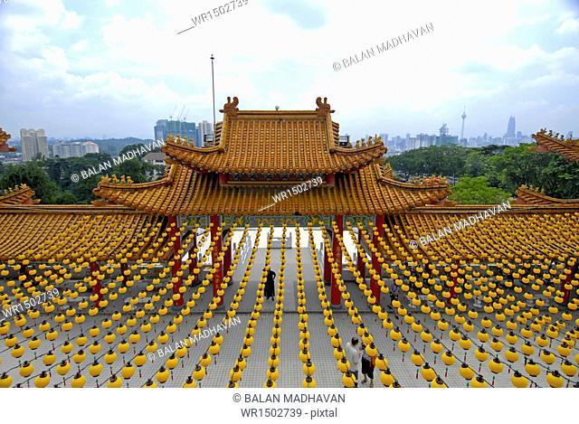 Thean Hou Temple, Kuala Lumpur, Malaysia, Southeast Asia, Asia