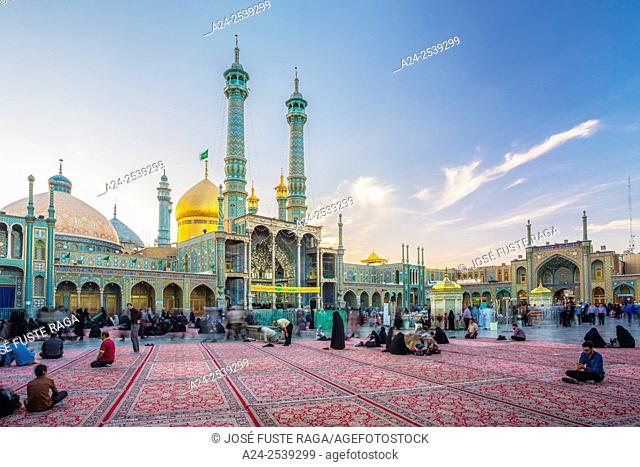 Iran, Qom City, Hazrat-e Masumeh (Holy Shrine)