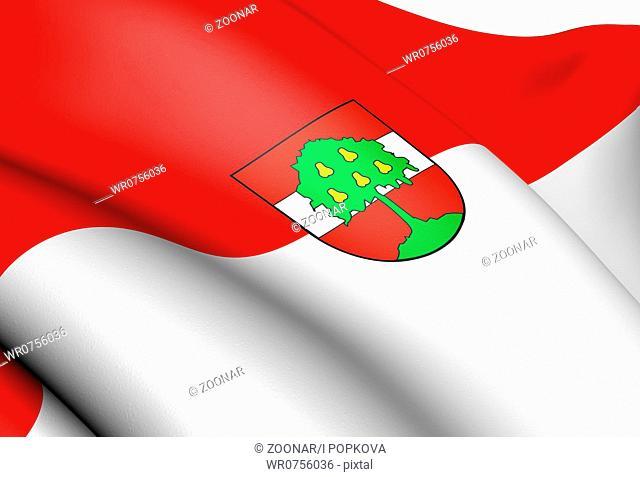 Flag of Dornbirn