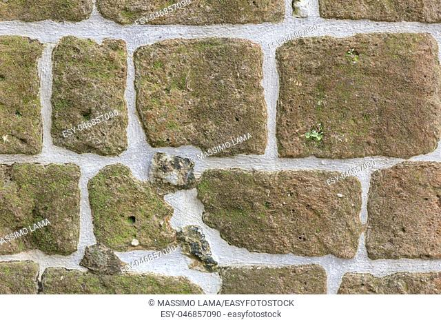 tecture of old wall in ancient house
