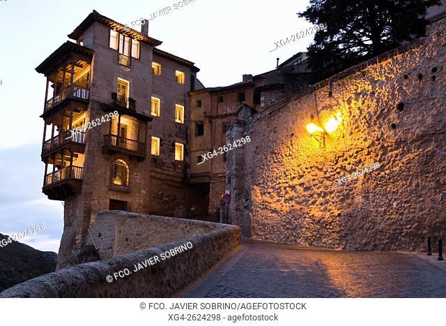 Casas Colgadas - Cuenca, Castile-La Mancha, Spain