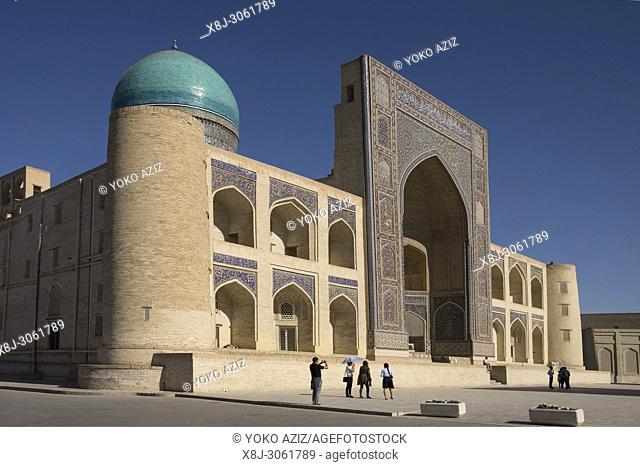 Uzbekistan, Bukhara, Medersa