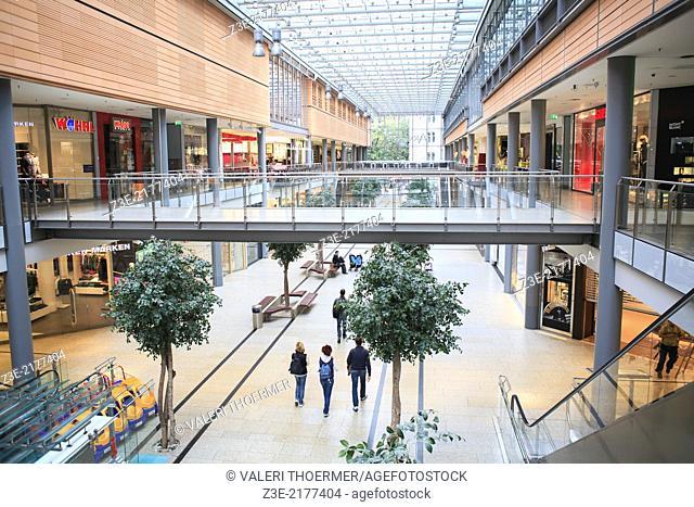 Potsdamer Platz Arkaden, Alte Potsdamer Strasse, Berlin, Germany, Europe