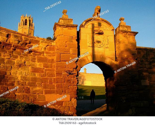 Seu Vella (Old Cathedral), Lleida, Spain