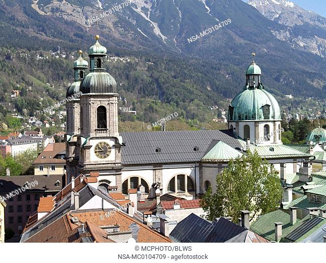 Innsbruck, cathedral