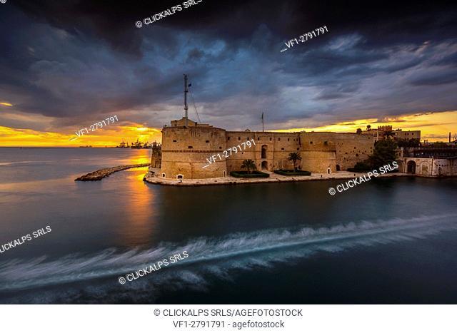Castello Aragonese, Province of Taranto, Puglia