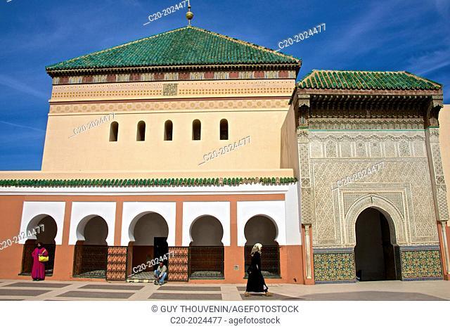 Sidi Bel Abbes Mosque, Marrakech, Morocco
