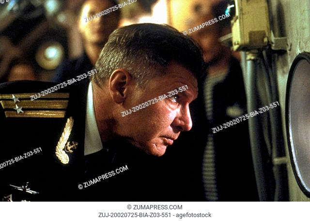 Jul 25, 2002; Hollywood, CA, USA; Actor HARRISON FORD stars as Alexei Vostrikov in this true story of Russia's first nuclear ballistic submarine