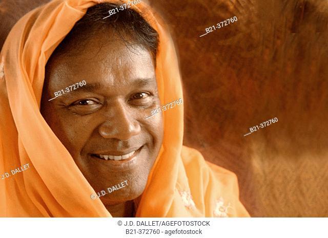 Malaysia. Langkawi. Man of Indian origin