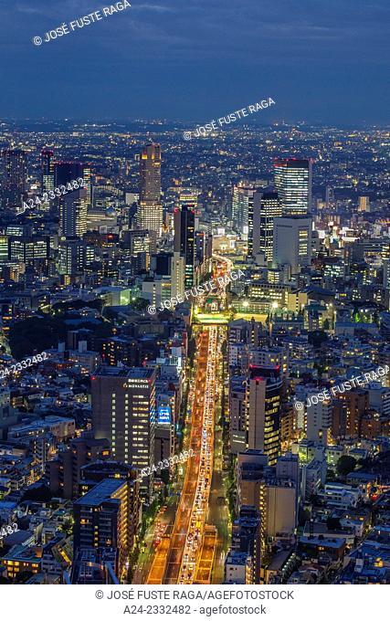 Japan , Tokyo City, Shibuya District