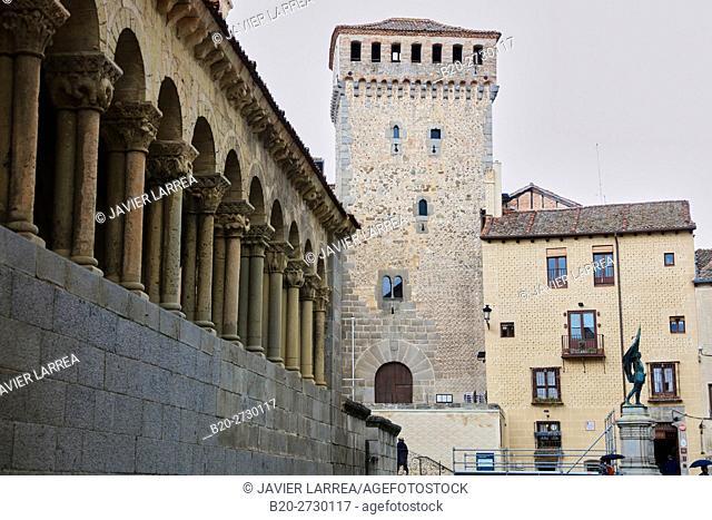 Torreón de Lozoya, Segovia, Castile and Leon, Spain, Europe