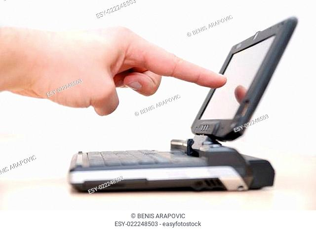 How snall a laptop can be