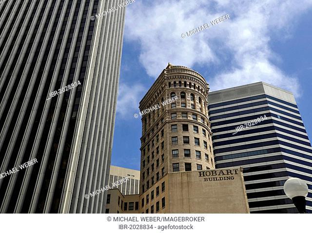 Hobart Building Skyscrapers 595 Market Street 44 Montgomery San Francisco