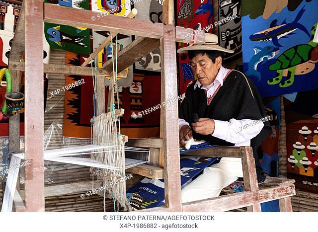 Museo de sitio INTI NAN, Midad de Mundo, near Quito, Ecuador