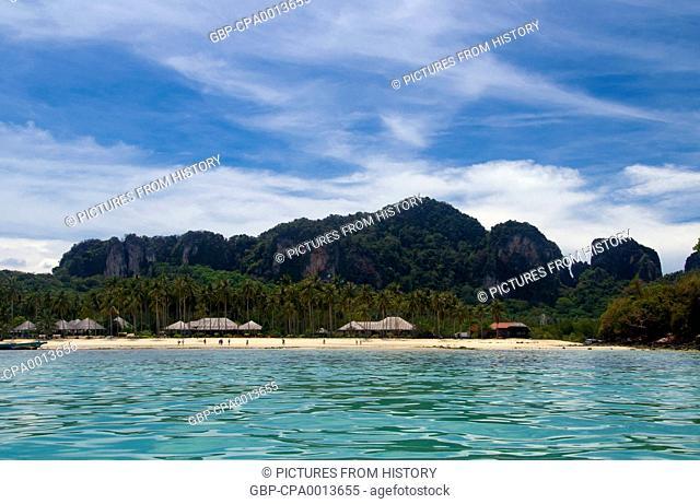 Thailand: Ao Lo Bakao (Lo Bakao Bay), Ko Phi Phi Don, Ko Phi Phi