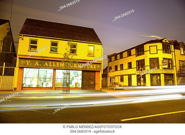 Building in Donegal Road, Belfast, Northern Ireland