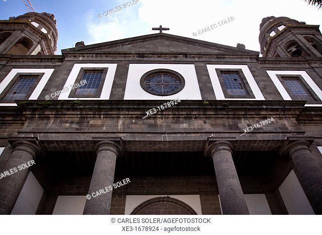 Catedral de San Cristobal de La Laguna, Tenerife, Canary Islands, Spain