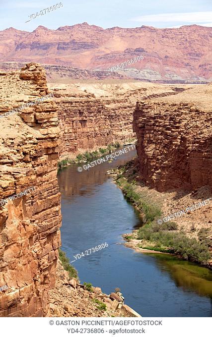 Colorado River, Glen Canyon National Park, Arizona and Utah, USA
