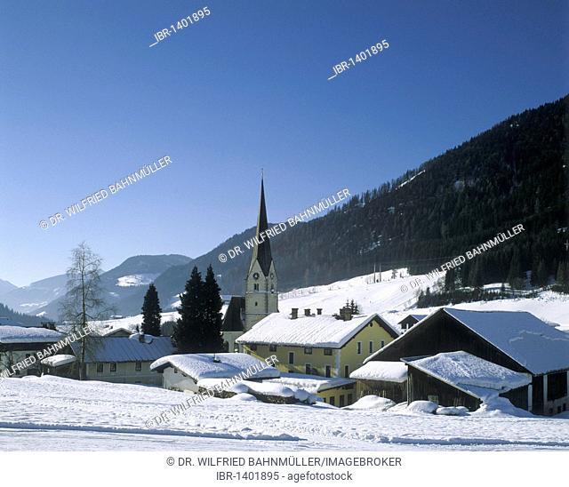 Lungoetz at the Tennengebirge, Salzburg state, Austria, Europe