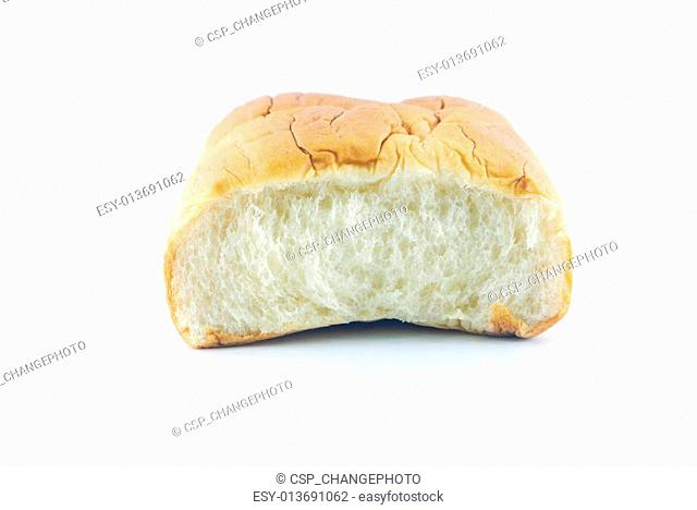 loaf isolated on white background