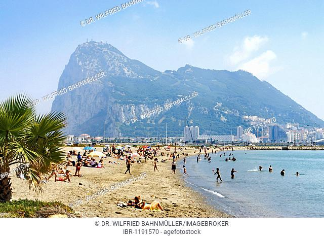 Rock of Gibraltar, Great Britain, Europe