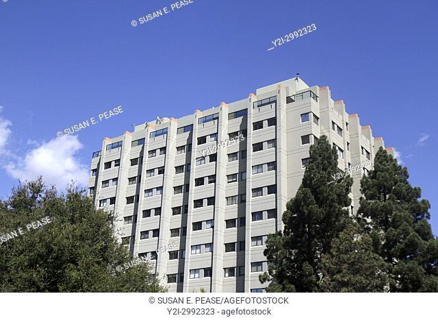Evans Hall, University of California, Berkeley, California, United States