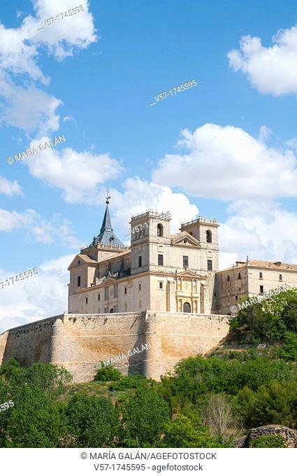 Monastery  Ucles, Cuenca province, Castilla La Mancha, Spain