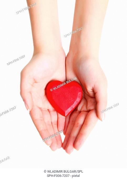 Love, conceptual image