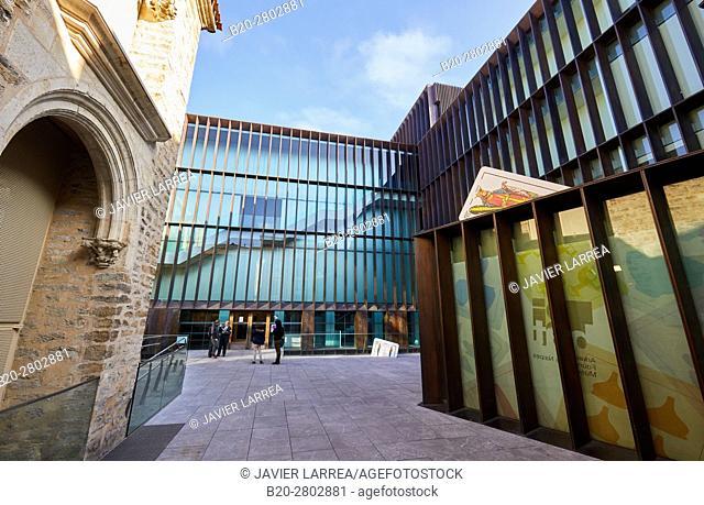 Bibat. Arkeologia, Fournier de Naipes Museoa, Palacio de Bendaña, Vitoria-Gasteiz, Alava, Basque Country, Spain, Europe