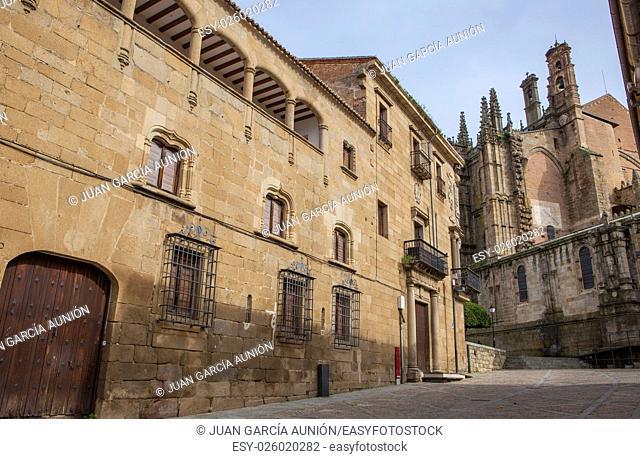 House of Dean, Plasencia, Extremadura, Spain