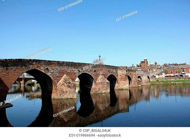 Dumfries - River Nith