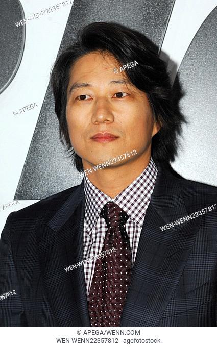 Film Premiere Furious 7 Featuring: Sung Kang Where: Los Angeles, California, United States When: 02 Apr 2015 Credit: Apega/WENN.com
