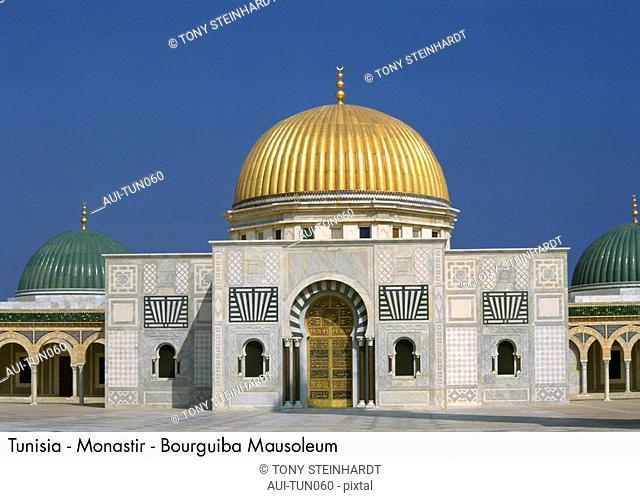 Tunisia - Monastir - Bourghiba Mausoleum