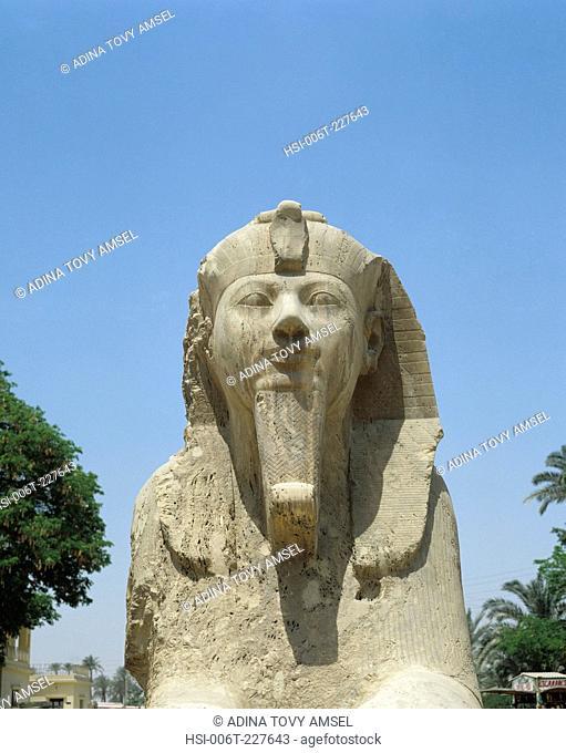 Egypt. Memphis. Sphinx