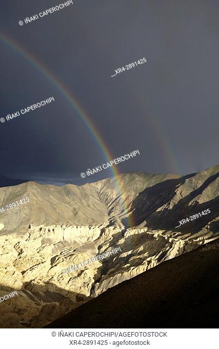 Alrededores de Lamayuru Monastery, Lamayuru, Ladakh, India