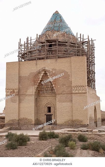 Mausoleum of Sultan Tekesh; Konye Urgench, Turkmenistan