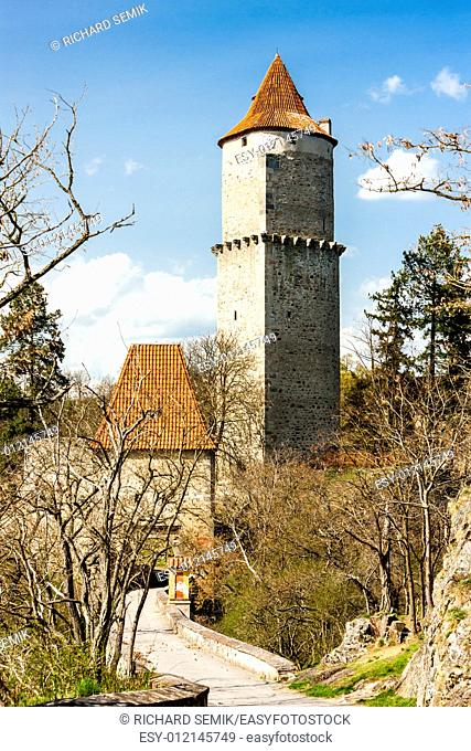 Castle Zvikov, Czech Republic