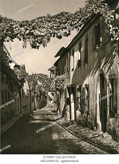 'Hambach (Pfalz)', 1931. Artist: Kurt Hielscher