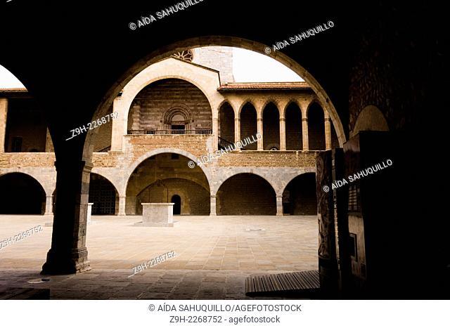 Palace of the Kings of Majorca, Perpignan, France