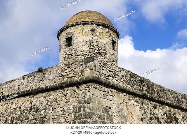 Forte della Maddalena, Alghero, Sardinia, Italy