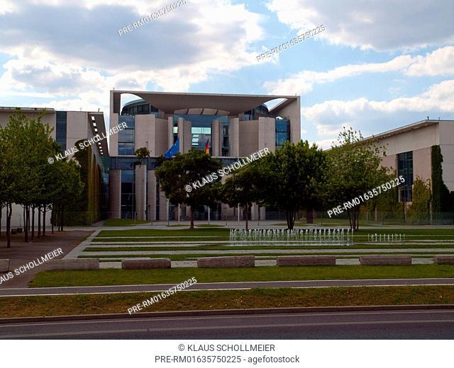 Bundeskanzleramt (German Federal Chancellery), Berlin, Germany / Bundeskanzleramt, Berlin, Deutschland