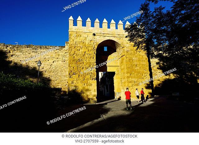 Puerta de Almodovar, Cordoba