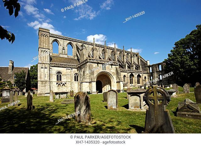 Malmesbury Abbey, Malmesbury, Wiltshire, UK