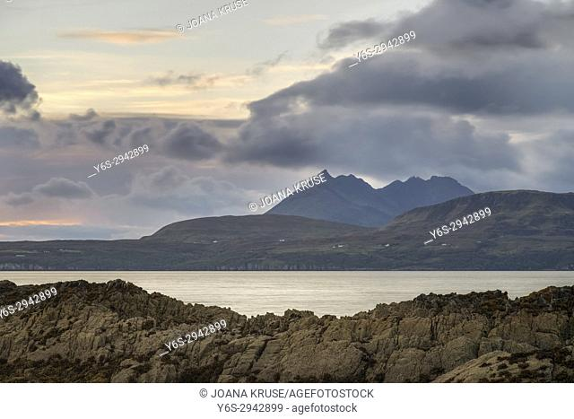 Tokavaig, Sleat, Isle of Skye, Scotland, United Kingdom