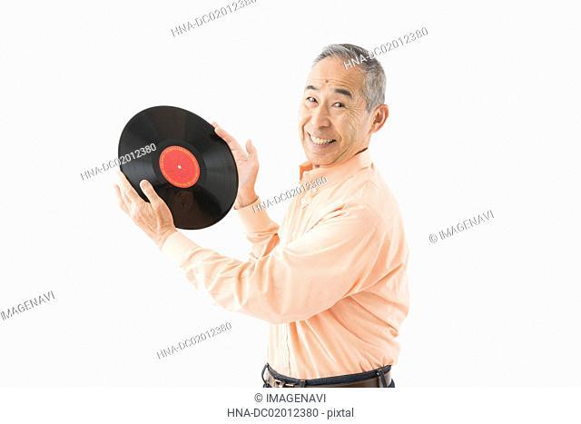 Record and senior man