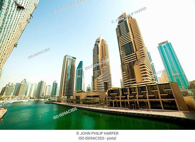 Dubai marina, Dubai, UAE