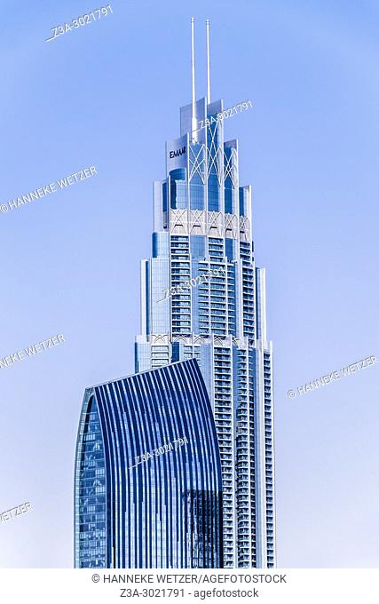 Emaar Properties; a real estate development company located in the United Arab Emirates (UAE)